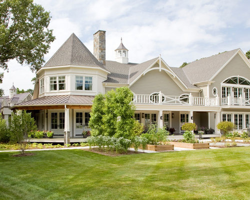 Traditional Exterior Design Ideas Remodels Photos With