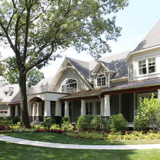 Traditional Exterior by Stephen T. Terhune, Architect