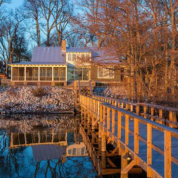 Horseshoe Lake House 2