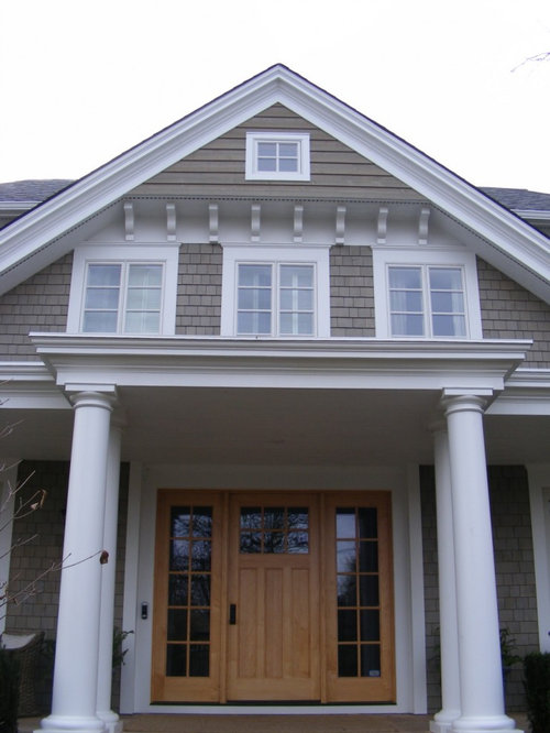 Gable Detail Home Design Ideas, Pictures, Remodel and Decor
