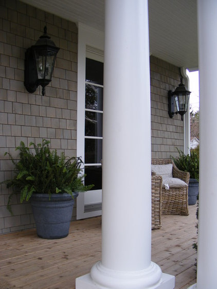Traditional Exterior by Chris  Kauffman