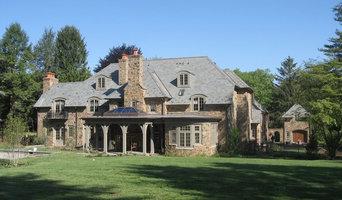 House and Pool house, Gladwyne, PA