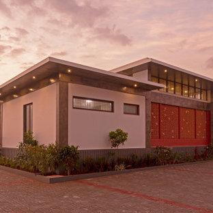 Inspiration för ett orientaliskt hus