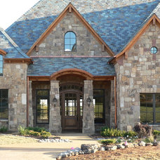 Traditional Exterior House Calls! Interiors