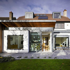 Contemporary Exterior by DMVF Architects