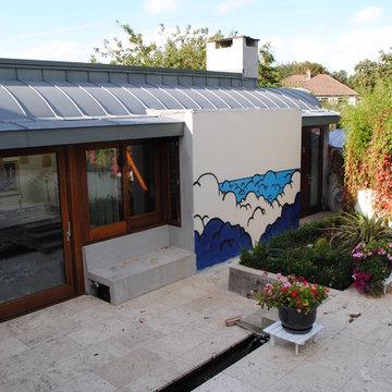 House Extension, Rathfarnham.