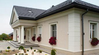 House facade decoration