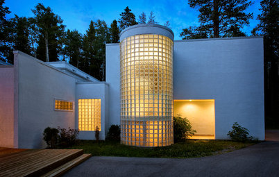 Cylinders — More Than Architects' Pipe Dreams
