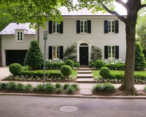Annapolis gray houzz Benjamin moore exterior gray