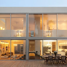 Modern Exterior by sharon neuman architects