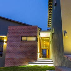 Contemporary Exterior by ENDesigns Architectural Studio