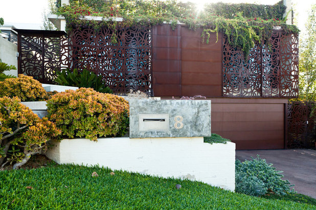 Contemporary Exterior by Red Images Fine Photography