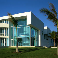 Modern Exterior by Guy Peterson Office for Architecture