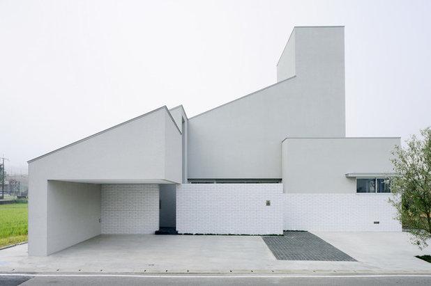 Modern Häuser by FORM KOICHI KIMURA ARCHITECTS
