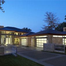 Contemporary Exterior by Glass Tek, Inc