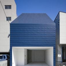 Exterior House of Ujina