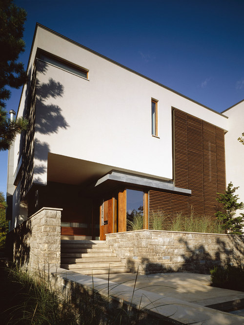 Cedarvale Ravine House Designed By Drew Mandel Architects: House On A Ravine
