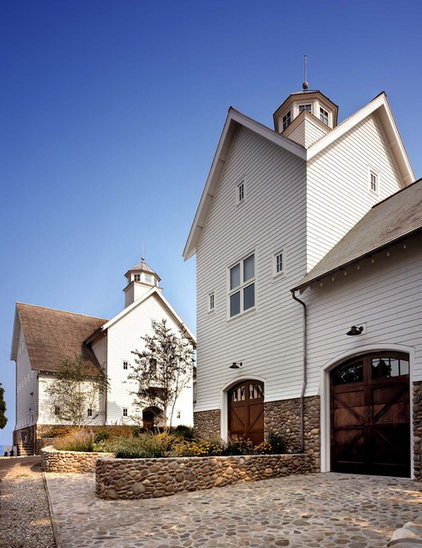 Beach Style Exterior by Beinfield Architecture PC