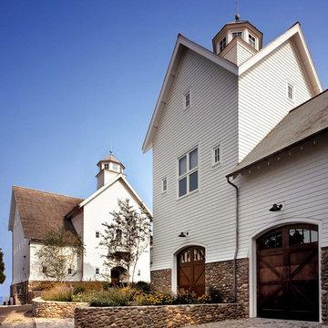 House on Belle Island