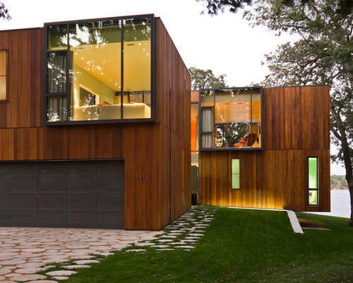 75 Modern Omaha Exterior Design Ideas Stylish Modern Omaha