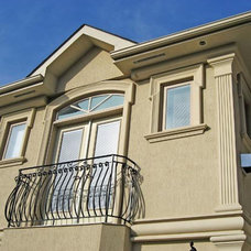 Traditional Exterior by Mouldex Exterior & Interior Mouldings