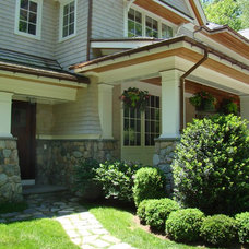 Traditional Exterior by Keedle & Lee Architects LLC