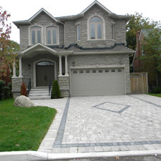 Traditional Exterior by Welcome Home Staging