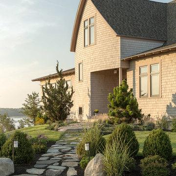 Pitch Pine | Bayview Home | Coastal Maine