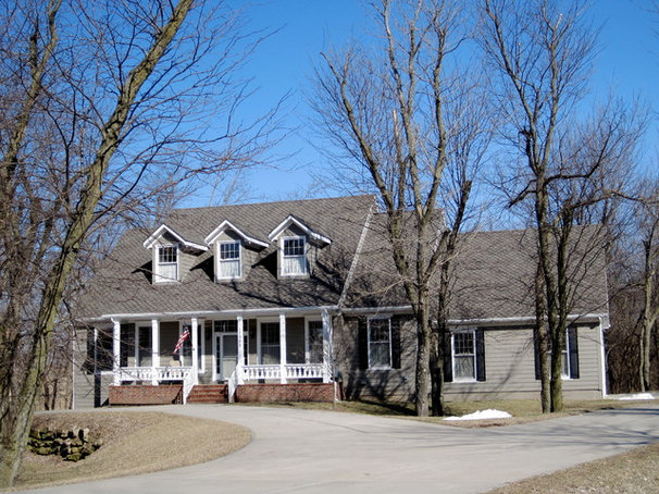 Traditional Exterior by Jack Fuller Construction, Inc.