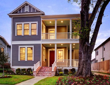 Houston Heights - 19th Street New Construction Home