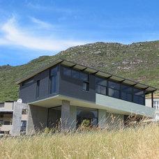 Contemporary Exterior by Sadie Jones Architects
