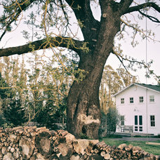 Farmhouse Exterior by Michelle Pattee