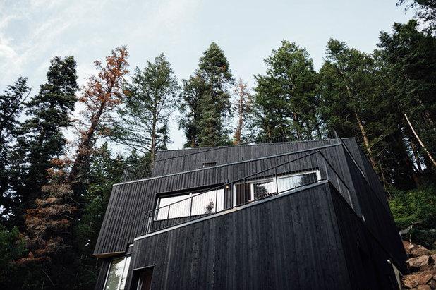 Exterior by Park City Design Build