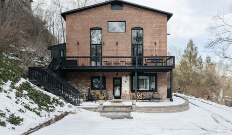 Before & After: A Former Foundry Becomes a Jaw-Dropping New Home