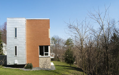 Houzz Tours My Green And Modern In Pennsylvania
