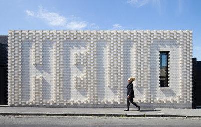 Houzz Tour: A Creative Renovation Says Hello