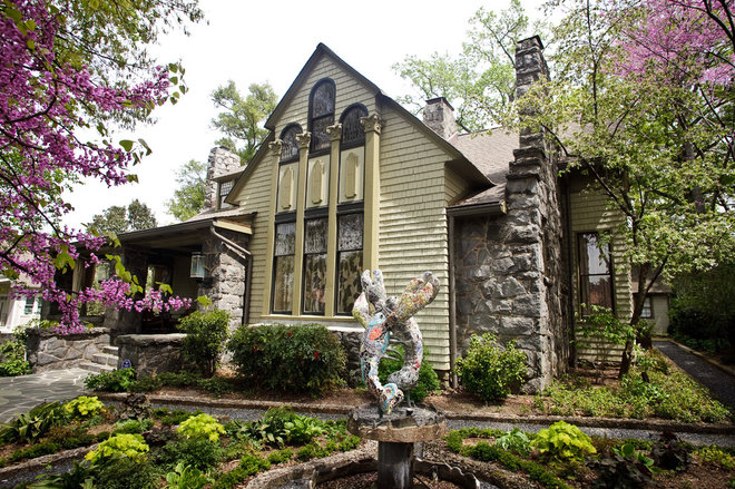Traditional Exterior Houzz Travel Guide: Atlanta for Design Lovers