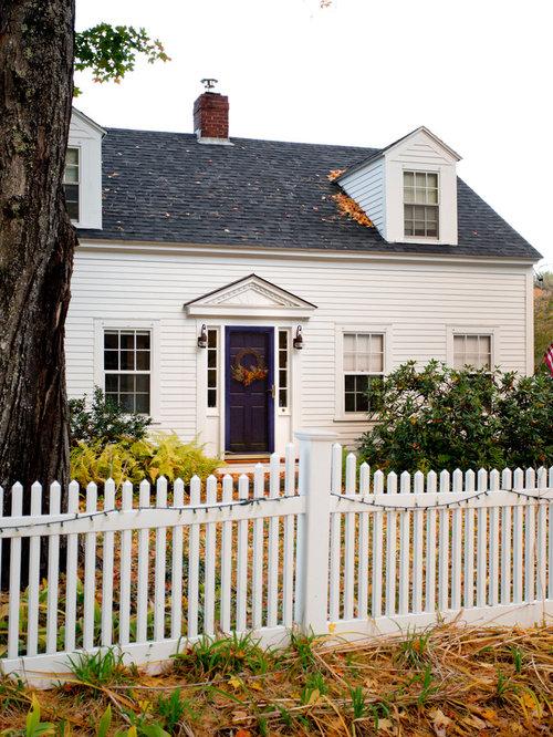 Foto e idee per facciate di case facciata di una casa in - Facciata di una casa ...