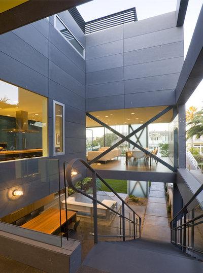 Contemporáneo Fachada by Glen Irani Architects