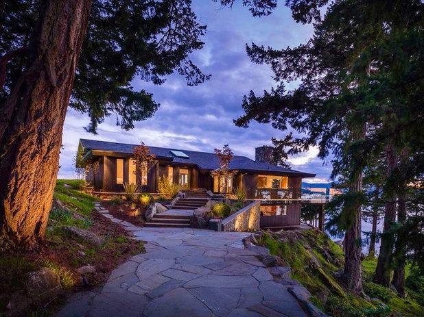 Pacific northwest design homes house design plans for Pacific northwest homes