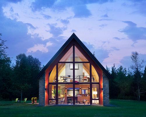 Brilliant Best Swedish Passive House Design Ideas Remodel Pictures Houzz Largest Home Design Picture Inspirations Pitcheantrous