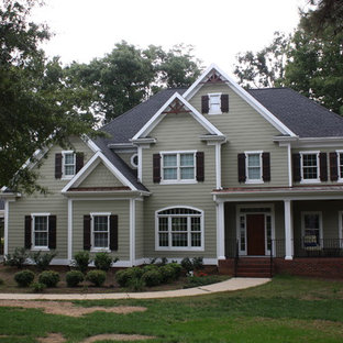 Elegant Exterior Home Photo In Charlotte