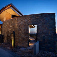 Contemporary Exterior by The Boos Group, L.L.C.