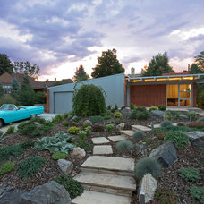 Modern Exterior by roth sheppard architects