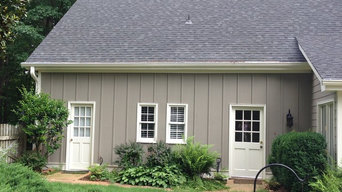 Huntcliff, Atlanta  James Hardie siding