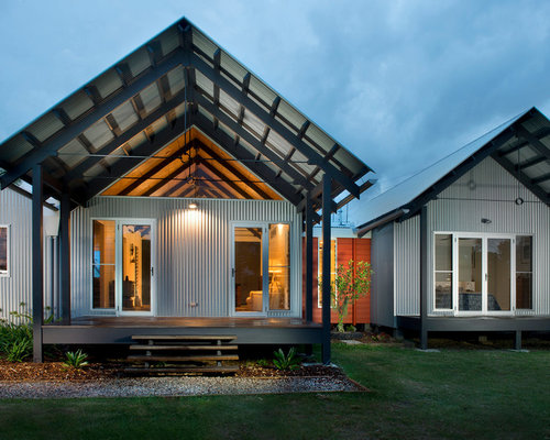 70+ Best Industrial Exterior Home Ideas & Decoration Pictures | Houzz