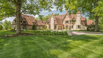 Huntleigh Woods Custom Home 1