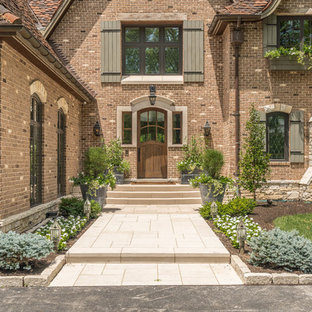 Inspiration for a timeless exterior home remodel in St Louis