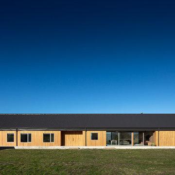 Huon Barn House