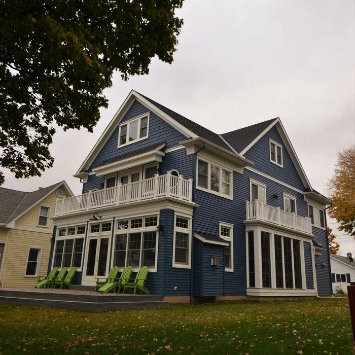 Huron Cottage -New Build